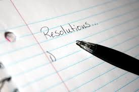 new year's resolutions image1