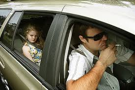 smoking ban in cars with children image 2